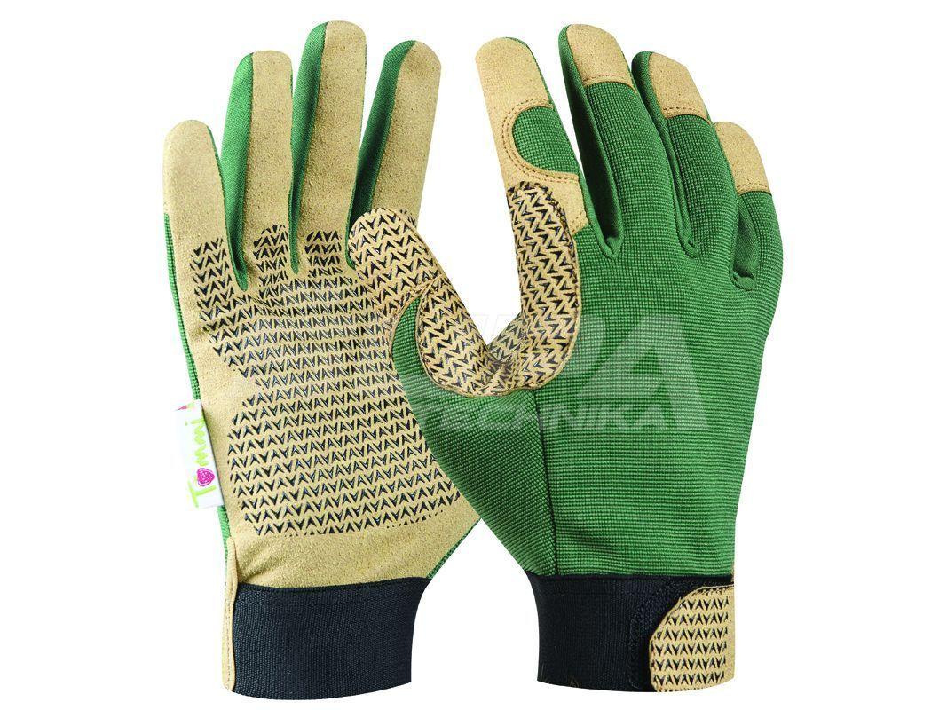 Záhradné rukavice GEBOL Tommi Haselnuss veľ. XL