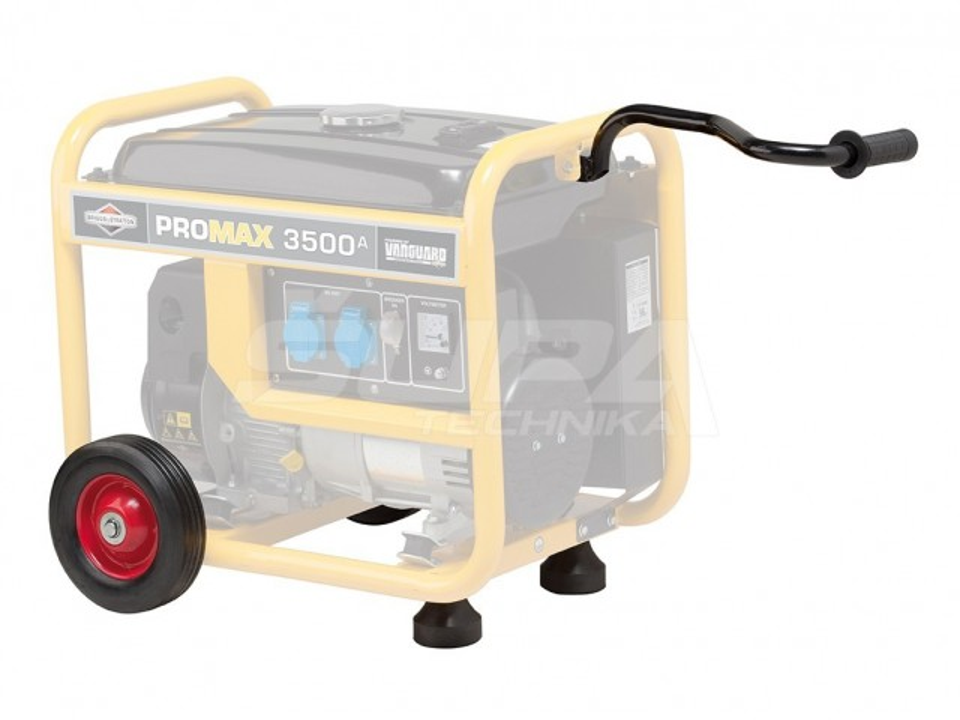 BR-Wheel Kit - 20 Pro Max 3500