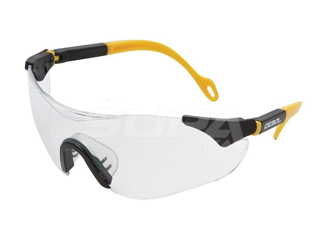 Ochranné okuliare GEBOL Safety Comfort