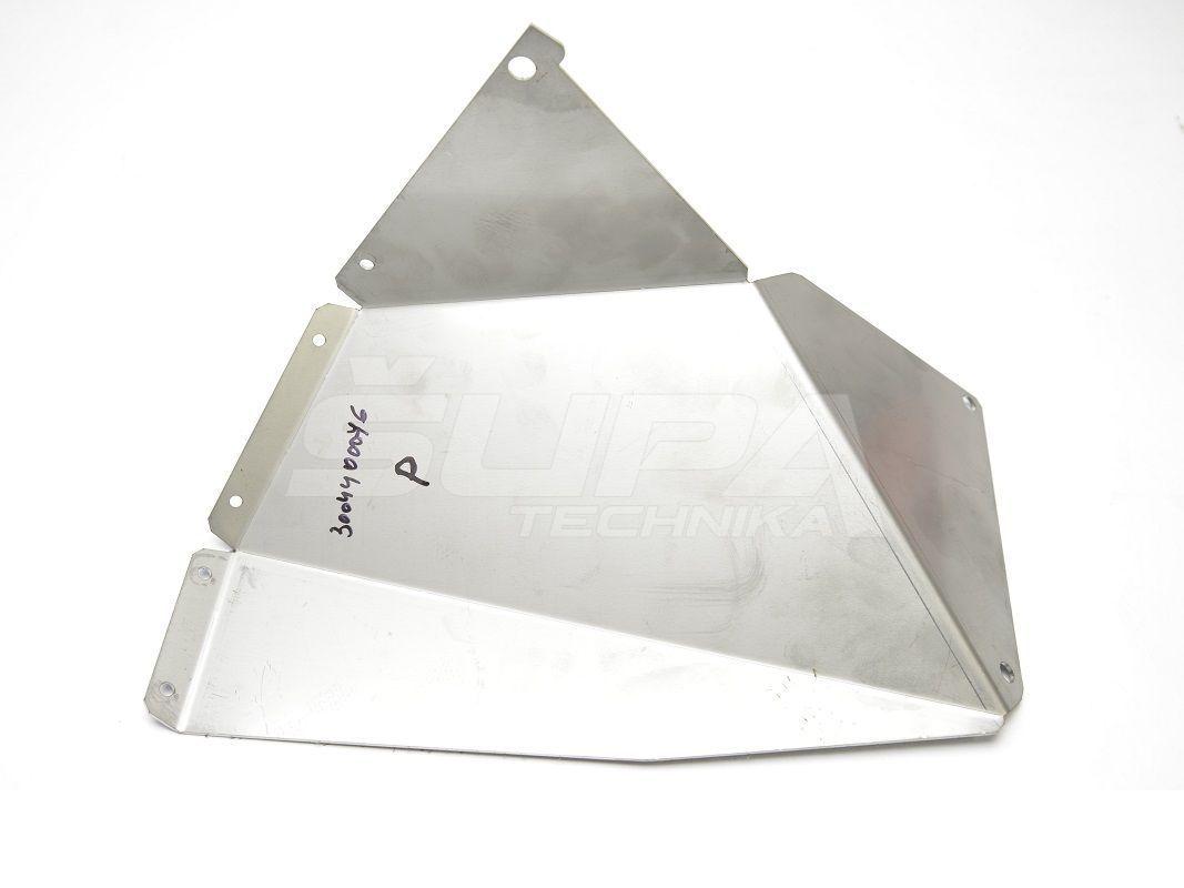 KRYT PRAVY PLECH INOX F 550 MUL.
