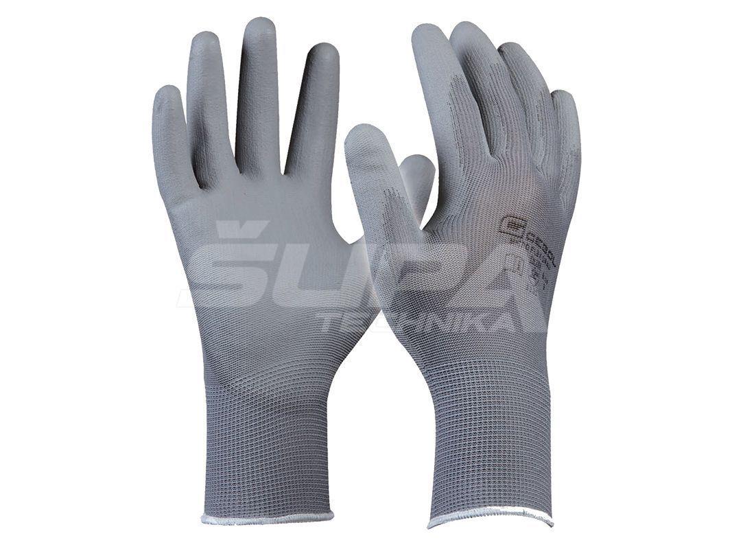 Pracovné rukavice GEBOL Micro-Flex č.9