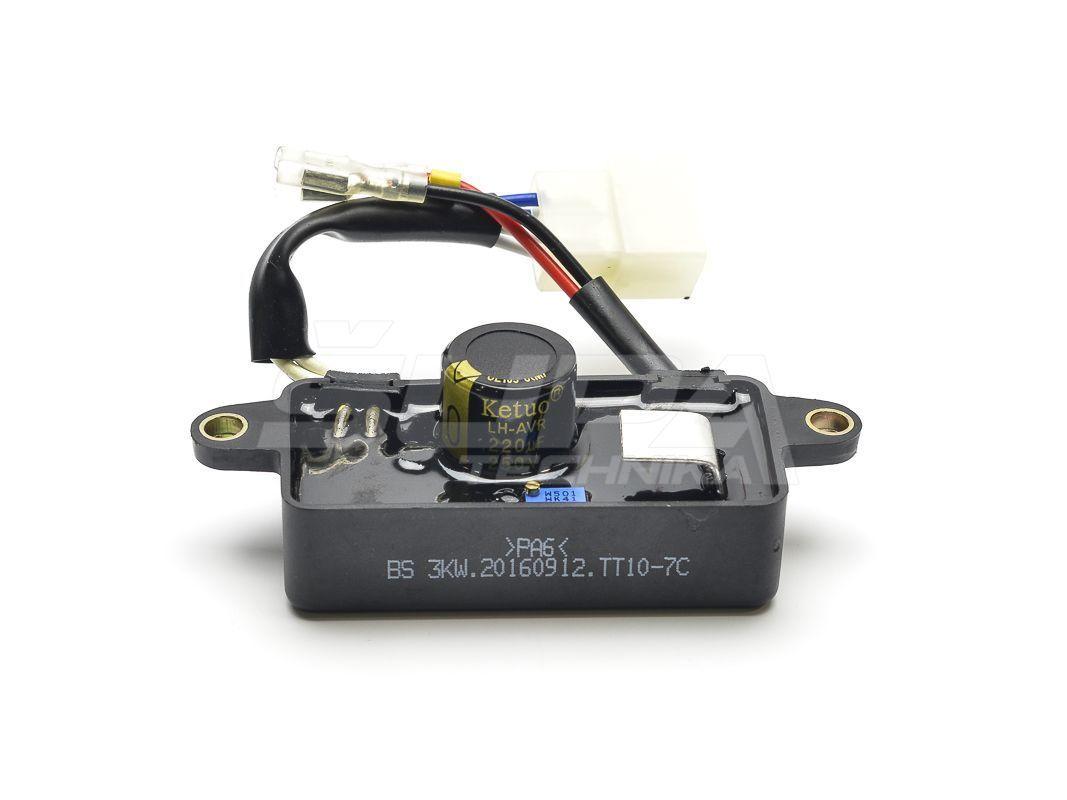 BR-REGULATOR NAPATIA ELEKTROCENTRALY (AVR)