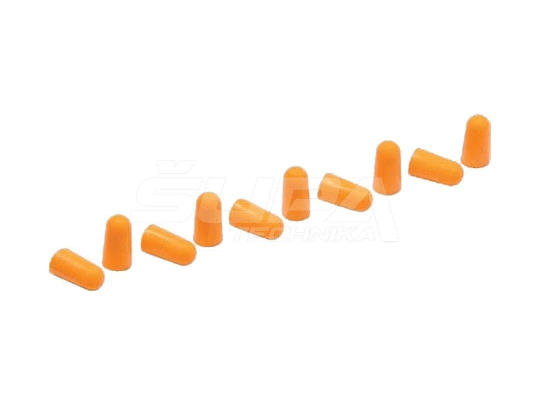 Zátky do uší GEBOL Basic 5 párov
