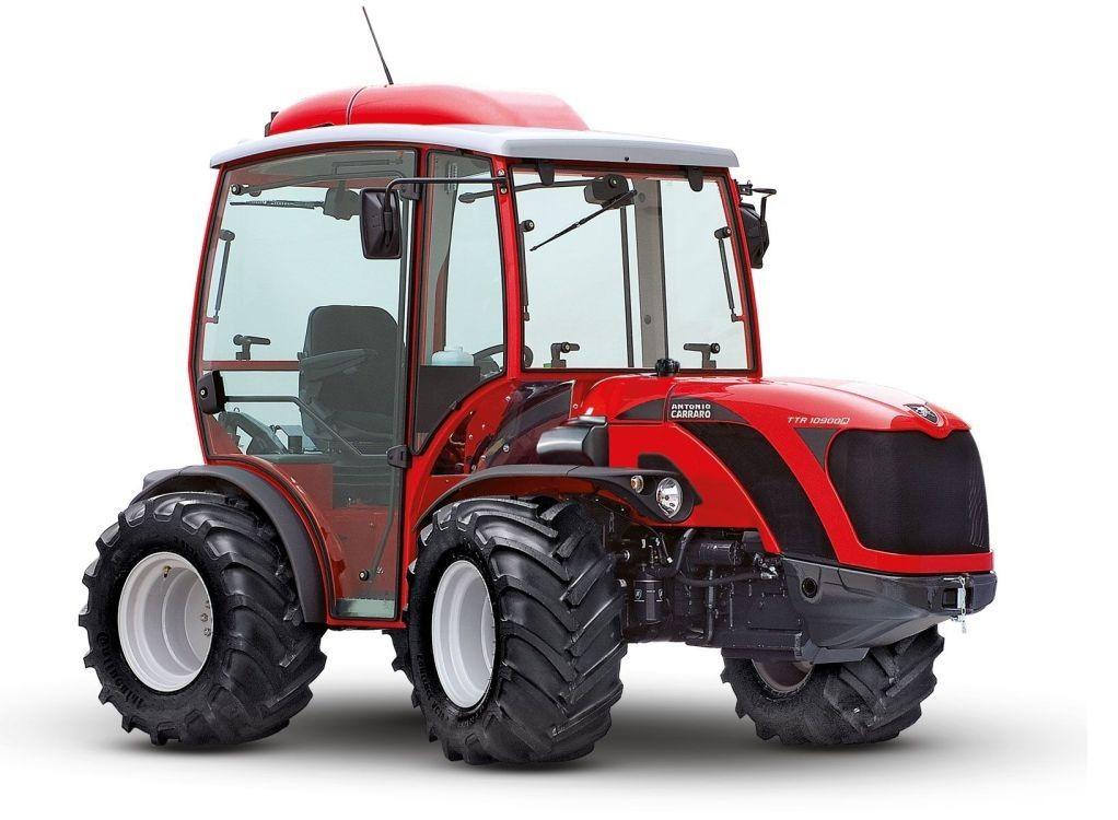 Traktor AC TTR10900 kabína, klima