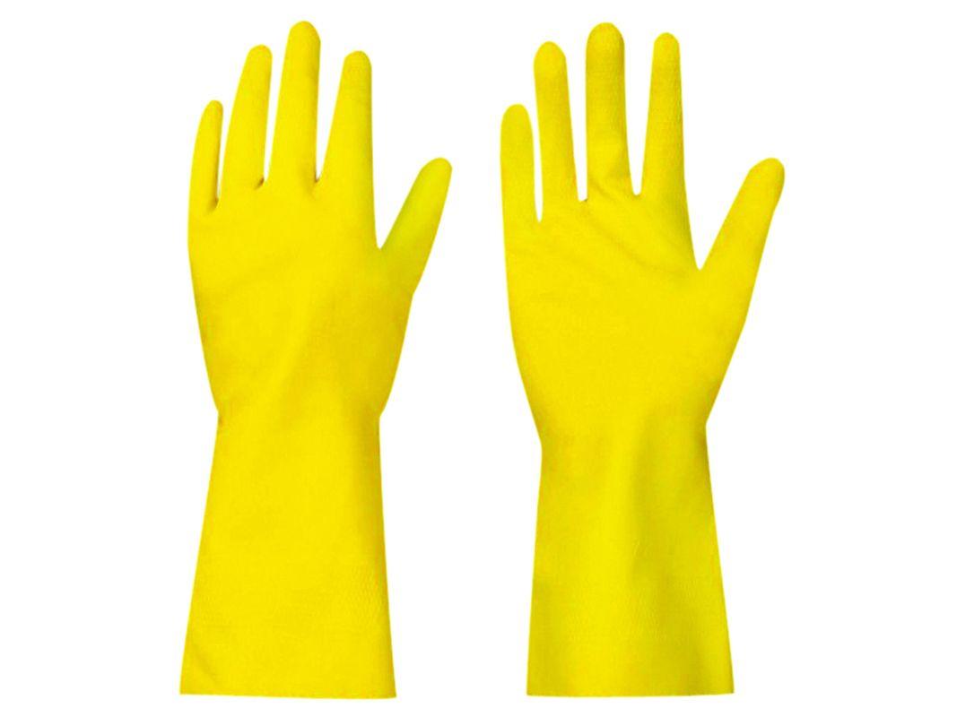 Záhradné rukavice GEBOL Tommi Limette č. M
