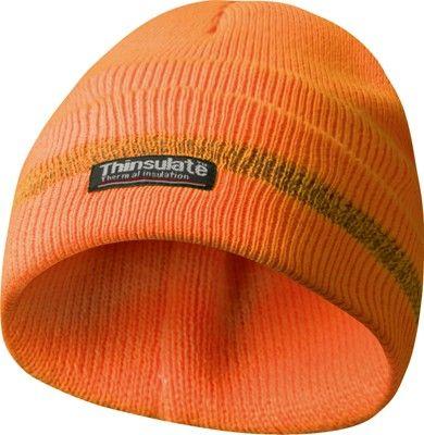 Čiapka oranžová GEBOL