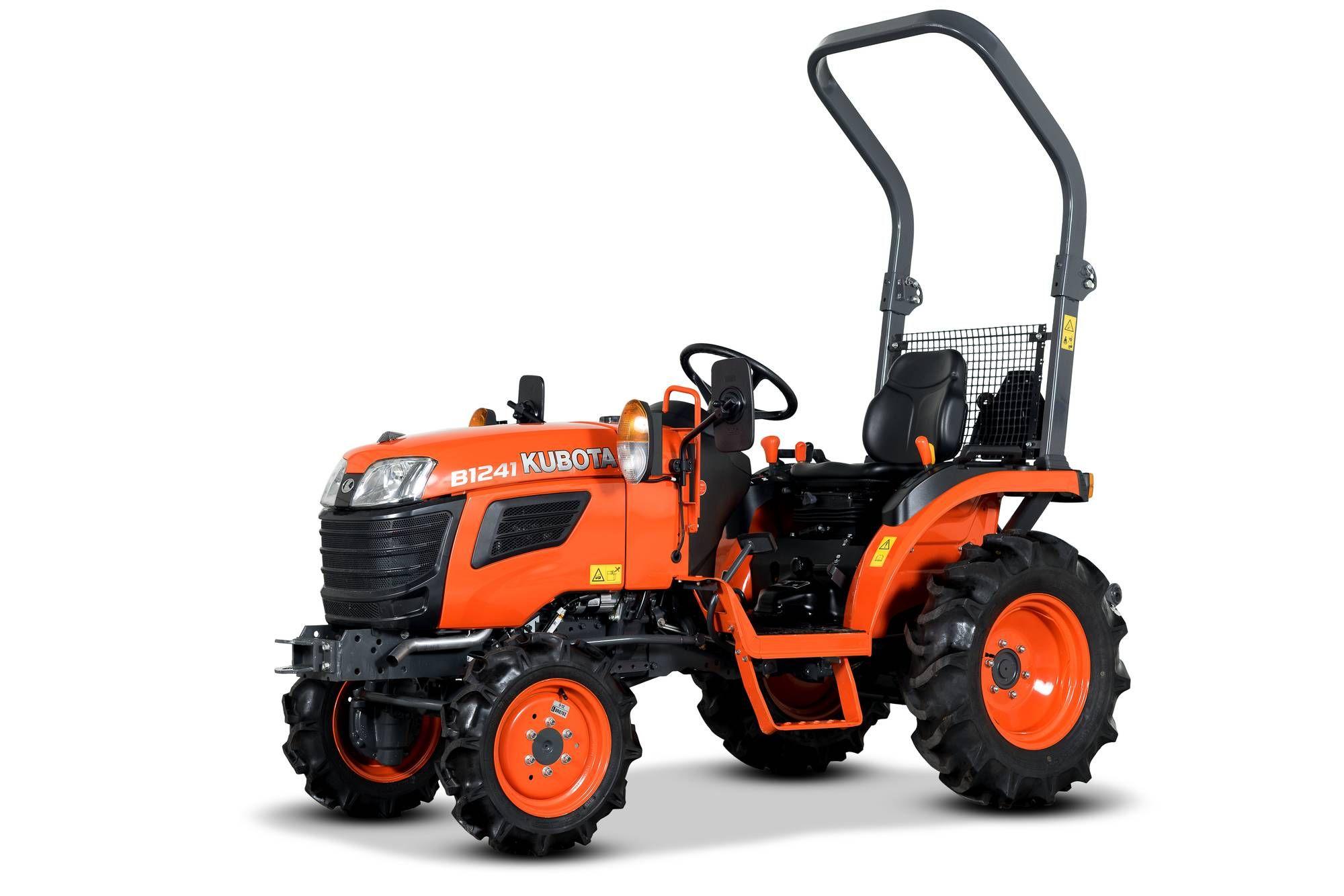 Traktor Kubota B1241D