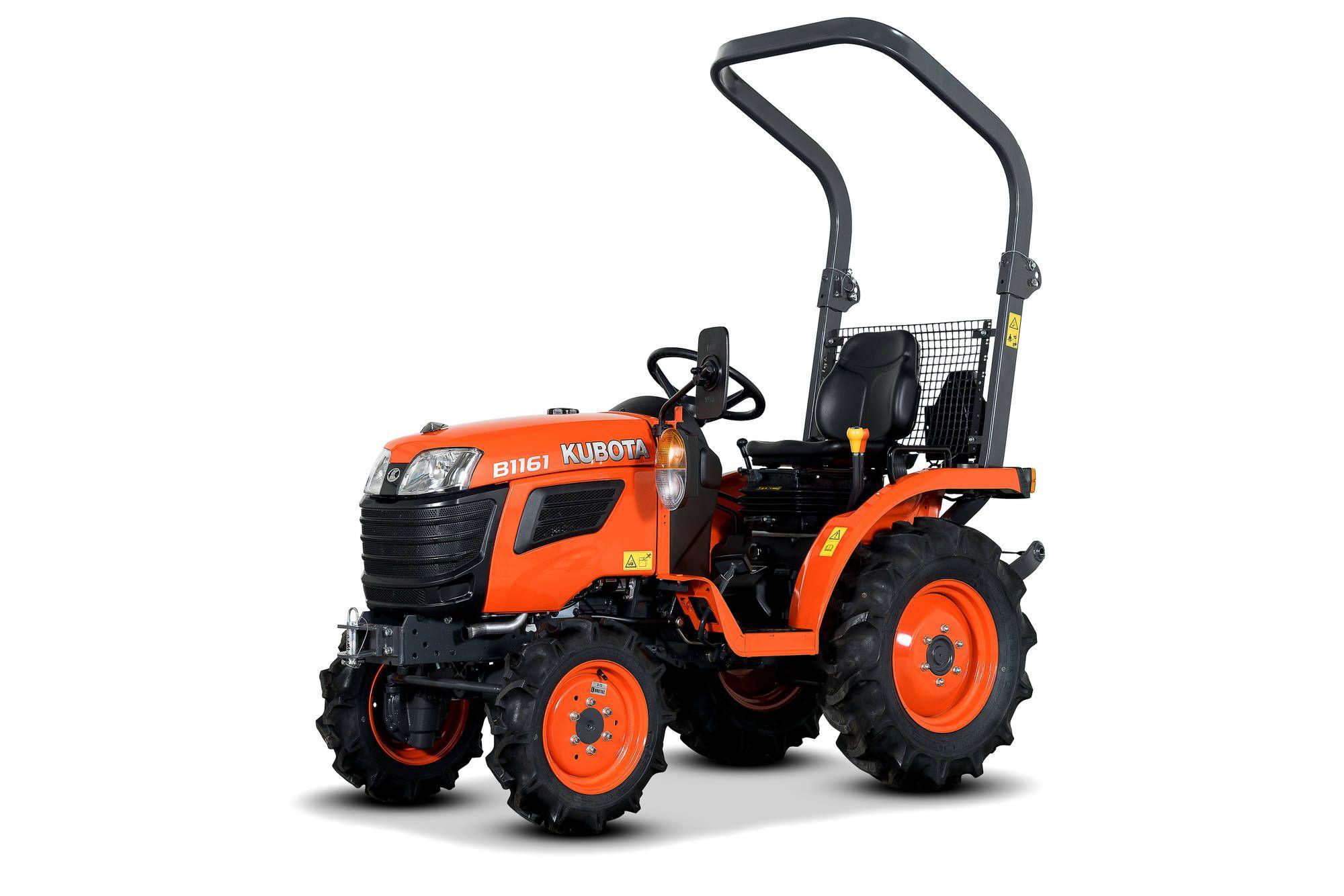 Traktor Kubota B1181