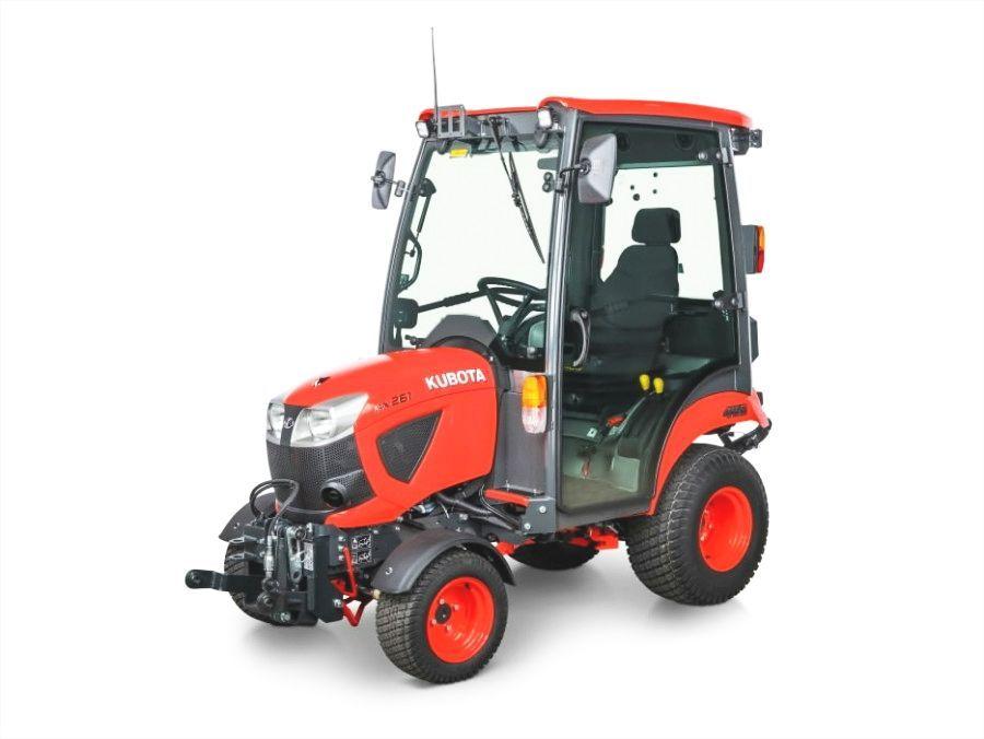 Traktor Kubota BX261 Kabína