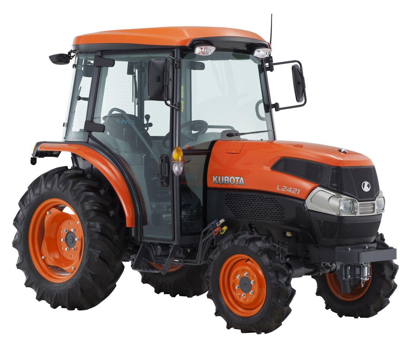 Traktor Kubota L2421 kabina