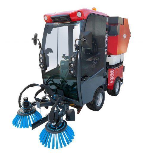 Traktor klbovy - nosic naradia Fort MPM
