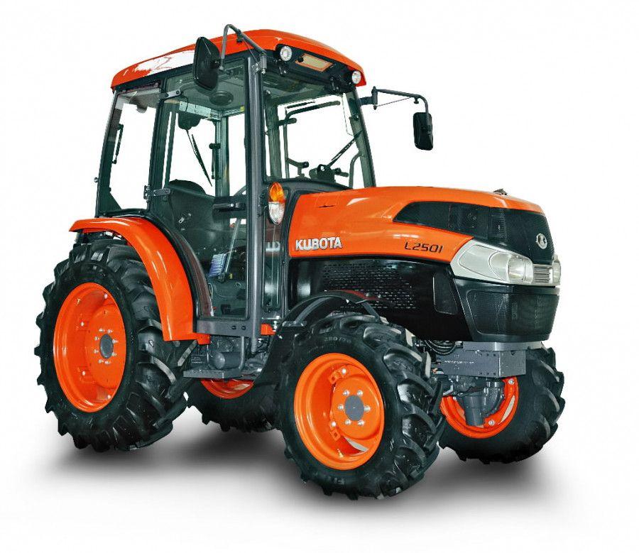 Traktor Kubota L2501 Kabína