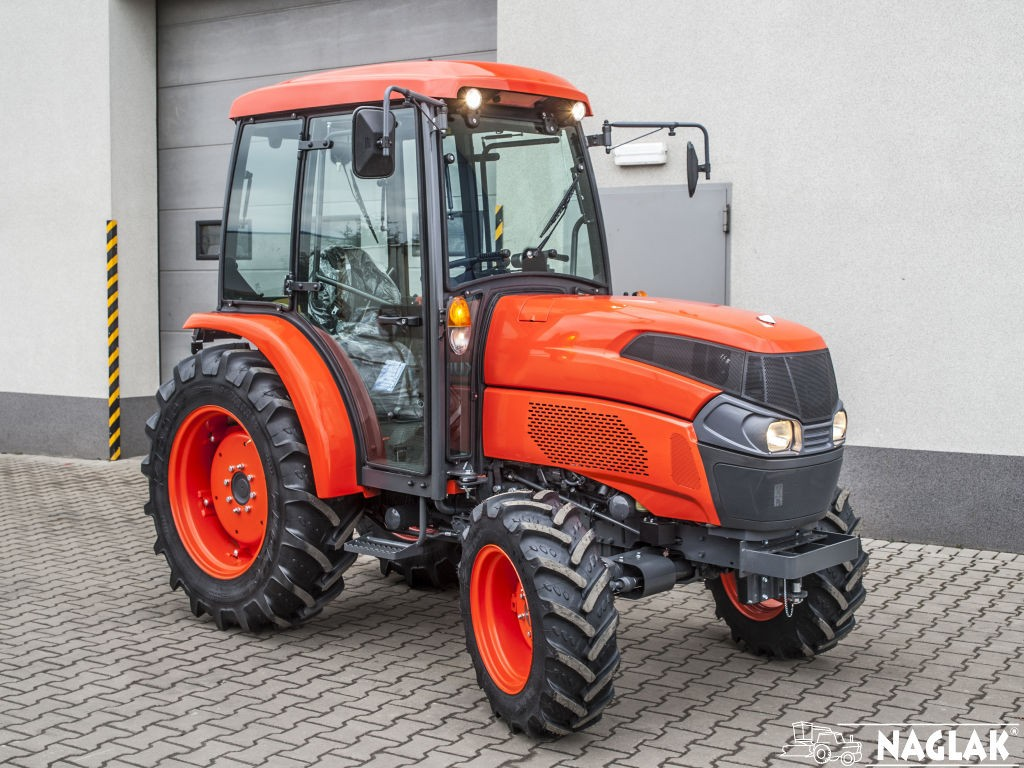 Traktor Kubota L1501 Kabina, AC