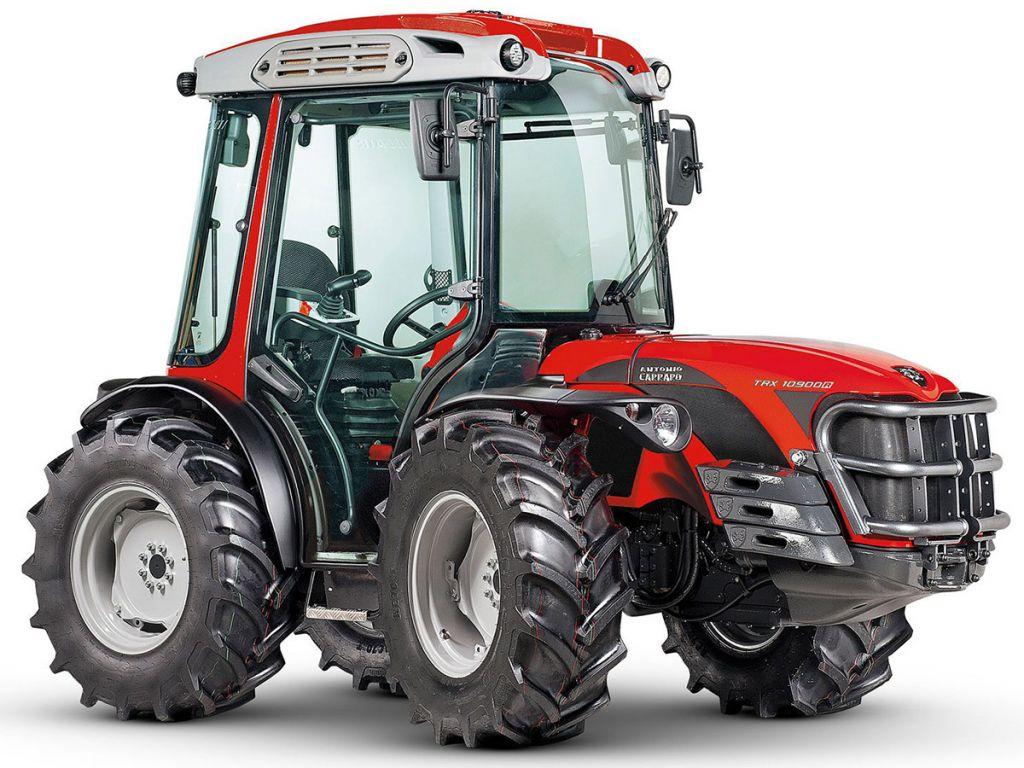 Traktor AC TRX9900 kabina, klima