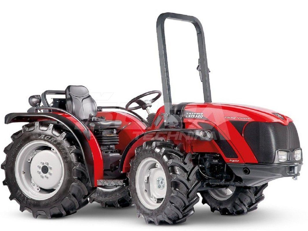 Traktor AC Tigre 3800F