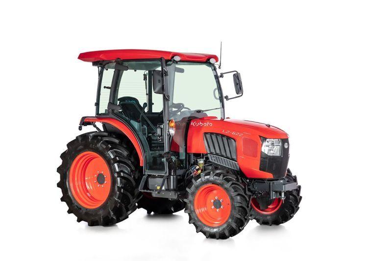 Traktor Kubota L2452D kabina, AC