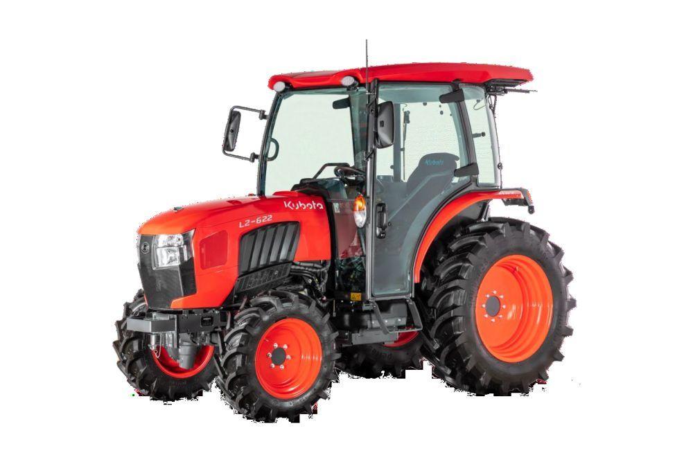 Traktor Kubota L2622H kabina, AC