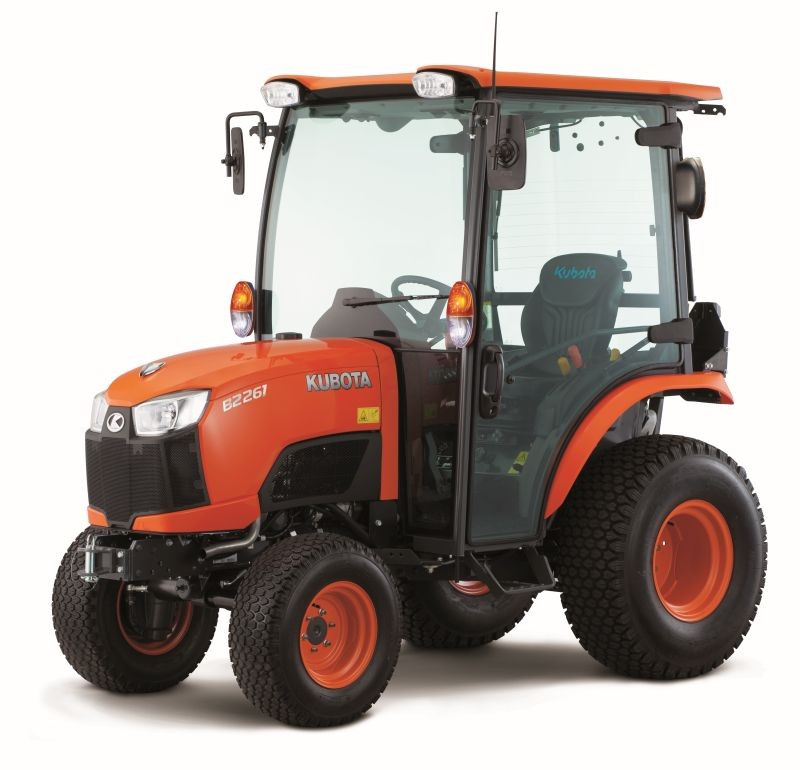 Traktor Kubota B2261 HQ Kabina