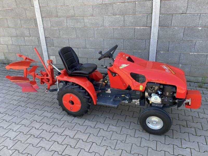 Traktor FORT DIABLO SET  PLUH+ROTAVATOR