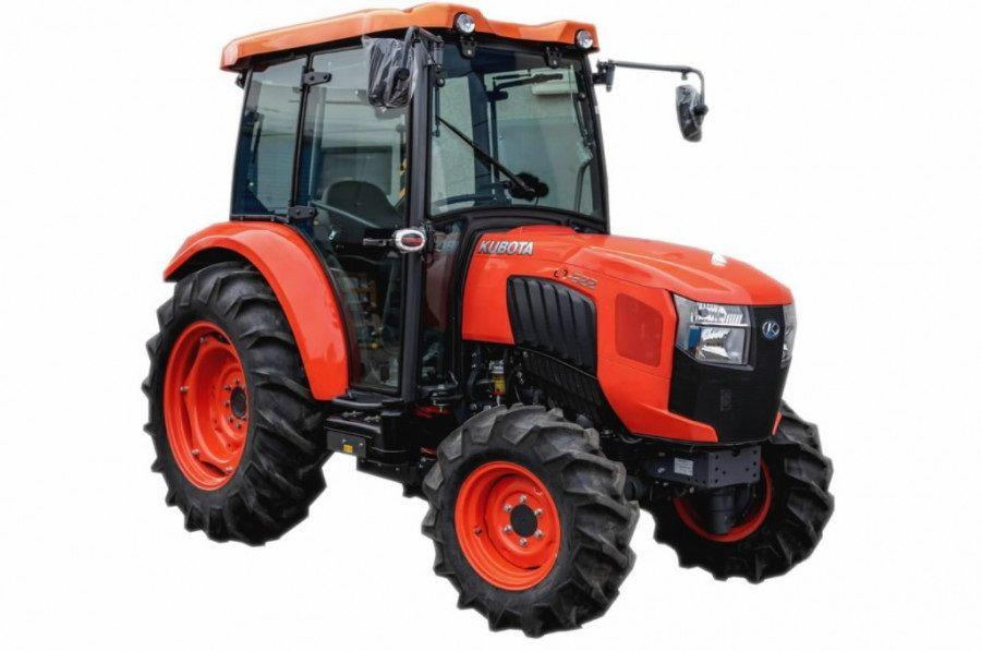 Traktor Kubota L1522D kabina