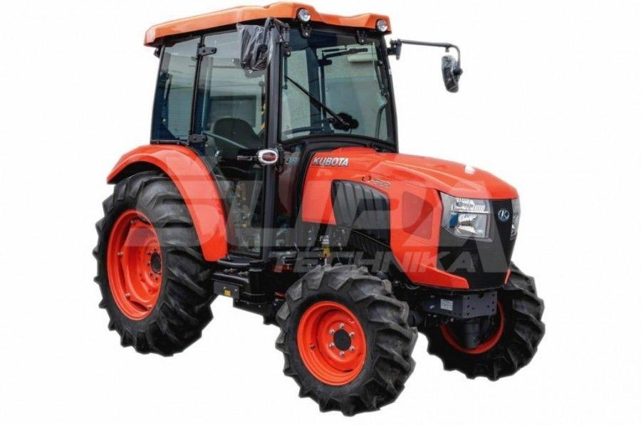 Traktor Kubota L2522D kabina