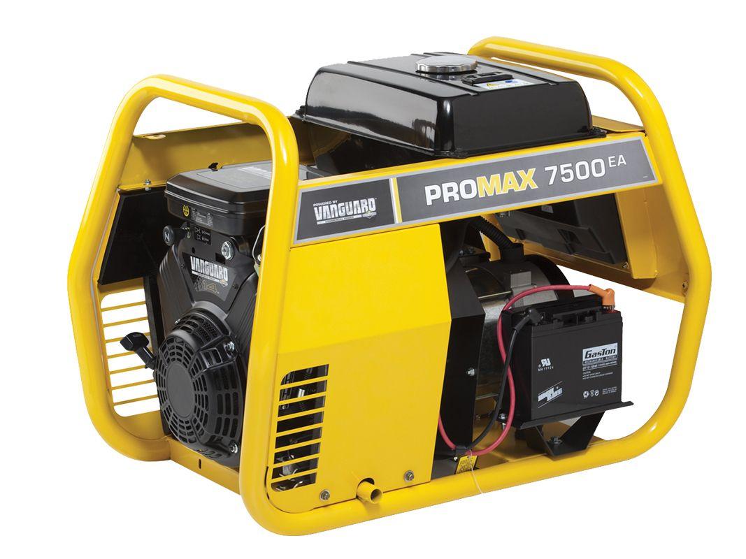 ELEKTROCENTRALA B/S PROMAX 7500EA